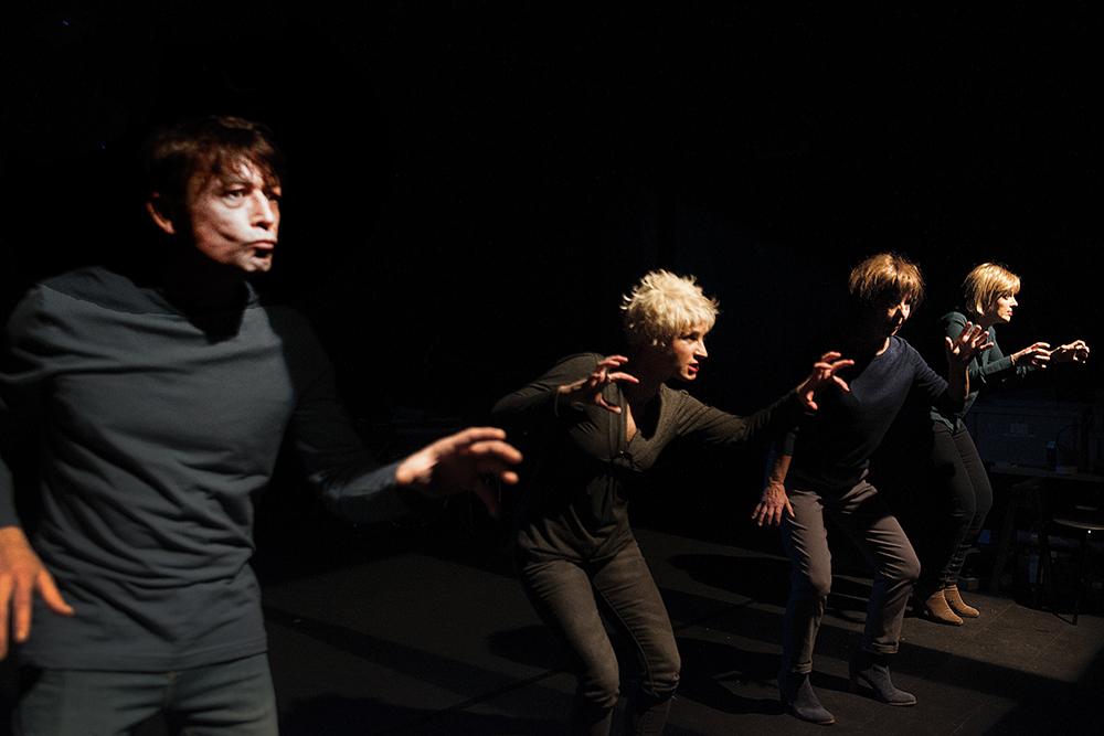 Theatre Actif janvier 2019 Pull off Saumon d'Alaska