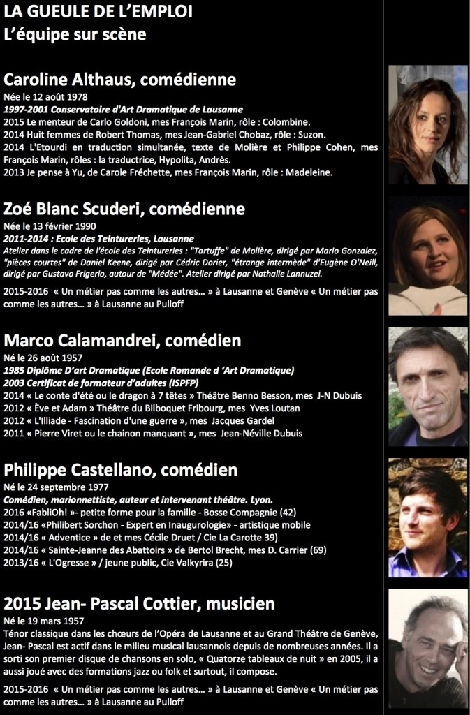 comediens