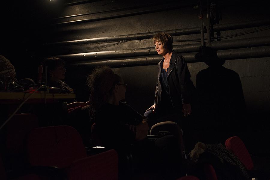 "Theatre Actif ""Saumon dAlaska"" janvier 2019"