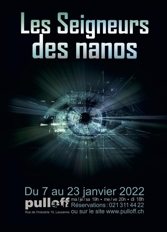 Le Seigneur des nano - FLYER A6 CMJN recto +3mm